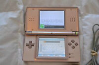 Nintendo DS Lite Pink with Charger, Good Condition (Wasaga)