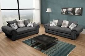 BRAND NEW LARGE VERONA SOFA'S**UNIVERSAL CORNER SOFAS***3+2 SEAT SETS***UK DELIVERY AVAILABLE