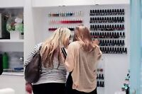 *NAIL TECHNICIANS WANTED FOR NAIL BAR OPENING DOWNTOWN TORONTO*