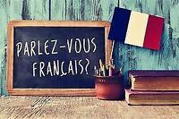 Tutoring/French-English lessons/Conversation