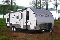 2015 TRAVEL TRAILER 28.10' - ONLY $21 000 AN INCREDIBLE DEAL!