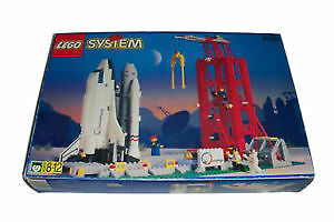 LEGO -shuttle launch pad, 1995