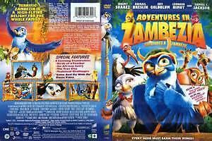 Adventures in Zambezia DVD Warwick Southern Downs Preview