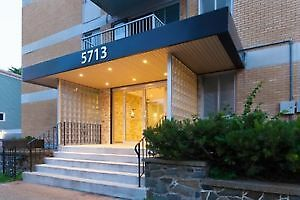 BRIGHT & SPACIOUS 3 BR WITH ONE AND A HALF BATHROOMS AND BALCONY