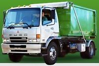 $89.00 Disposal bin Rental for 7 day plus $89.00 per ton   Mm