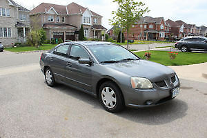 2004 Mitsubishi Galant ES Sedan-Firm Price