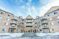 Two bedroom two bath condo, near Clareview Station.
