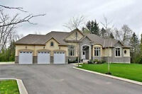 Gorgeous Custom Home on  1 Acre Lot !!  Must See Home !!