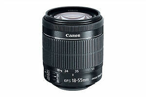 Brand New Canon EF-S 18-55mm f/3.5-5.6 IS STM