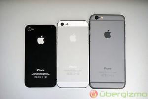 iphone 4 $99,4s $119,5 $239 used,telus,bell,kodo,vir,pub+waranty