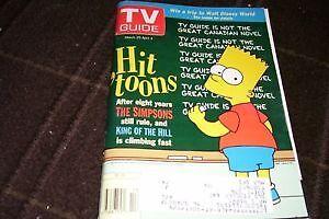 TV GUIDE:  Simpson's & Family Guy