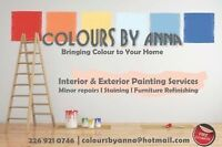 Colours by Anna