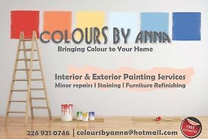 Colours by Anna Stratford Kitchener Area image 1