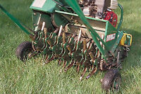 LAWN CORE AERATION! AVERAGE PRICE JUST $30! FRONT AND BACK LAWN