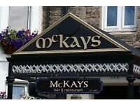 Bar & waiting, kitchen and housekeeping staff required for busy hotel in Pitlochry