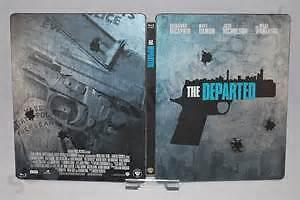 DVD Steelbook - The Departed