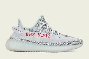 Adidas Yeezy Boost 350 V2 Blue Tint SIZE 10