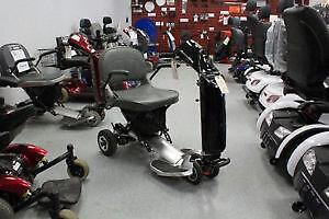 Rascal Autogo Mobility Scooter - Preowned
