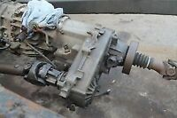 1998 JEEP TJ 5SPEED TRANSMISSION AND TRANSFER CASE