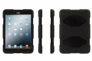 ipad mini Griffin Survivor Case - Black
