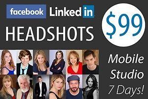 $99 Mobile Headshot Photographer | Professional Headshots Sydney City Inner Sydney Preview