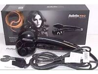 Babyliss pro perfect curl (used once and in box)