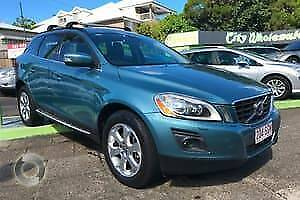 2009 VOLVO XC60 WAGON Coorparoo Brisbane South East Preview
