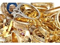 WANTED GOLD & SILVER JEWELLERY / MECHANICAL POCKET & WRIST WATCHES / FOREIGN CURRENCY