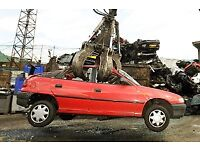 Scrap cars wanted !!!