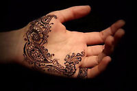 Henna Artist for any special occasions