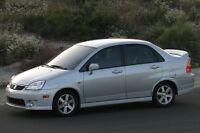 Wanted any Suzuki Aerio , 2005 , 2006 ,  2007  .
