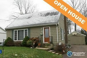 **OPEN HOUSE Sunday May 7, 1-4pm**  Welcome to: 6 Eastmoor Drive