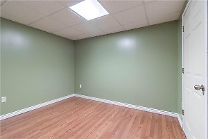 Two bedroom furnished basement available for rent