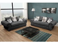 BRAND NEW VERONA SOFA COLLECTION**L/R HAND CORNERS, UNIVERSAL CORNERS**3+2 SETS**ARM CHAIRS
