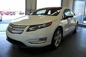 2014 Chevrolet Volt top of the line incl. 240 V Charger