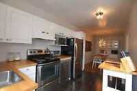 Appartement 4 chambres 100% rénové! Saint-Henri / Sud-Ouest