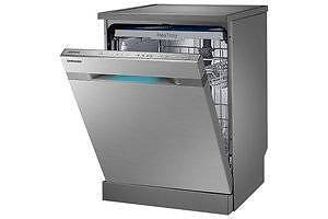 Samsung DW60H9950FS WaterWall Freestanding Dishwasher Granville Parramatta Area Preview