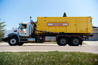 Now Hiring Class 3 Drivers up to $25/hr - Roll Off Edmonton