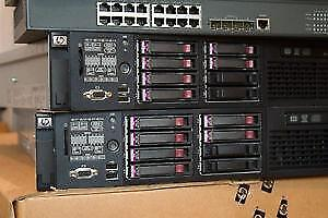 HP, Dell and Lenovo Servers in stock, from $99 !!  - 1 Year to 3 Years Warranty - Fully Tested Working