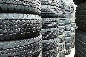 OVER 3,000  USED TIRES INVENTORY