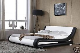 italian faux leather double bed for Sale offers welcome Single Ikea bunk Cabin Sofa couch King size