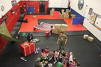 NERF WARS - Childrens' Birthday Parties