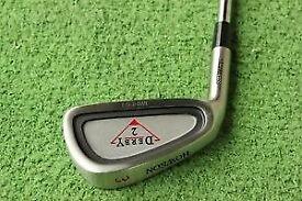 New Howson Derby 2 left handed full golf set including bag