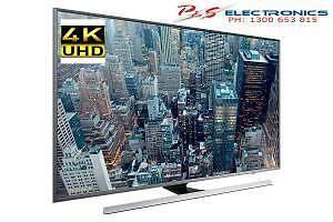 Samsung 55″ 140cm 4K Ultra HD Smart 3D LED LCD TV -- UA55JU7000 Auburn Auburn Area Preview