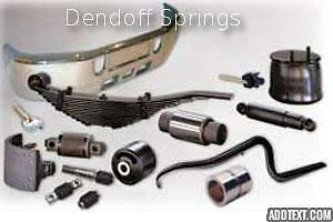 Hendrickson Leaf Springs and Suspension Parts