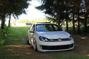 2010 Volkswagen Golf GTI Hatchback