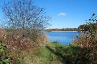 Trent River Land Parcel For Sale!