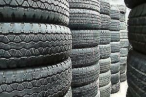 TIRE TRADE'S: 1000's OF USED TIRES INVENTORY