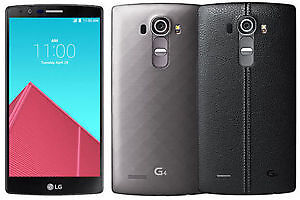 """*NEW* LG G4 32GB Unlocked Android 5.5"""" Smartphone *Sealed*"""
