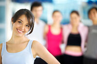 Emplois Professeurs Yoga, Zumba,Pilates & Entraineurs Personnels